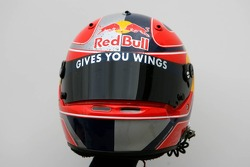 Helmet of Vitantonio Liuzzi