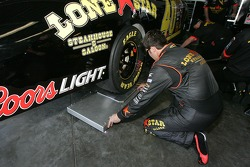 David Stremme at work