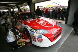 UAW Dodge at tech inspection