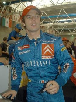 Autograph session: Sébastien Loeb