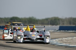 #2 Audi Sport North America Audi R10 TDI Power: Rinaldo Capello, Tom Kristensen, Allan McNish