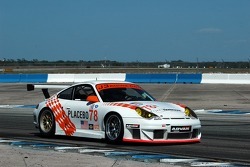 #78 J3 Racing Porsche 911 GT3 RSR: Spencer Pumpelly, Jep Thornton, Mark Patterson