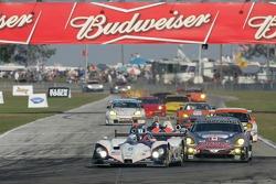 #8 B-K Motorsports Courage C658 Mazda: James Bach, Guy Cosmo, Raphael Matos