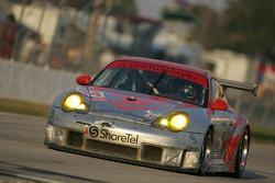 #44 Flying Lizard Motorsports Porsche 911 GT3 RSR: Darren Law, Seth Neiman, Lonnie Pechnik