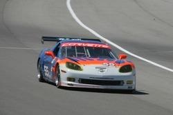 #55 ASC Motorsports Corvette: Zach Arnold, Johnny Miller
