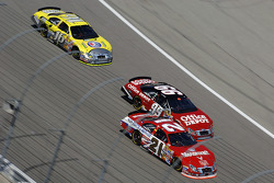 Ken Schrader, Carl Edwards and Greg Biffle