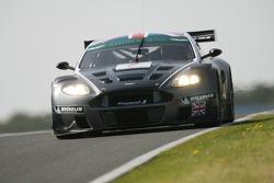 #7 Cirtek Motorsport Aston Martin DBR9: David Brabham, Christophe Bouchut