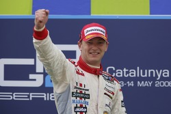Alexandre Premat race winner