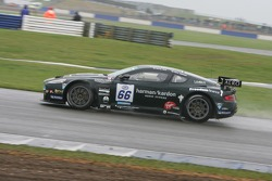 #66 Barwell Motorsport Aston Martin DBRS9: Piers Johnson, Martin Rich