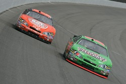 J.J. Yeley and Tony Stewart