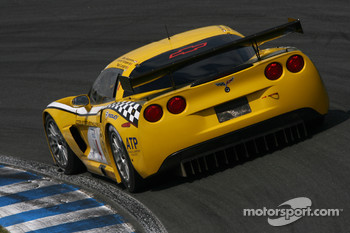 #4 GLPK Racing Corvette C6R: Bert Longin, Anthony Kumpen, Mike Hezemans