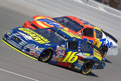 Greg Biffle and Travis Kvapil
