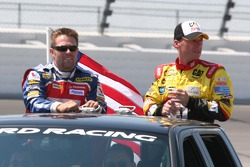 Scott Riggs and Dave Blaney
