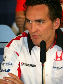 FIA press conference: Franck Montagny