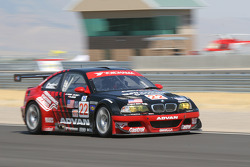 #22 Team PTG BMW E46 M3: Justin Marks, Bryan Sellers, Martin Jensen