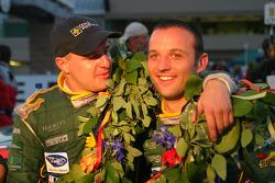 Darren Turner and Tomas Enge