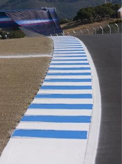 Track walk: Turn 7