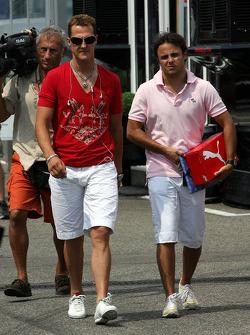 Arrival of Michael Schumacher