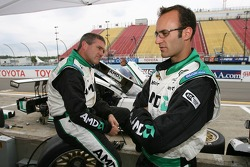 Bobby Labonte and Guy Cosmo