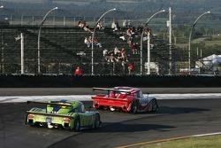 #11 CITGO Racing by SAMAX Pontiac Riley: Milka Duno, Joao Barbosa, #75 Krohn Racing Ford Riley: Tracy Krohn, Nic Jonsson