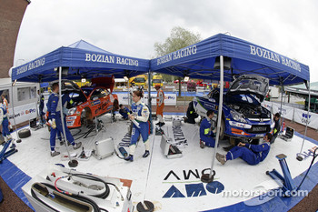Team OMV service area