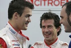 Daniel Sordo and Marc Marti