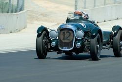 #5, 1939 Lagonda V12, Richard Morrison