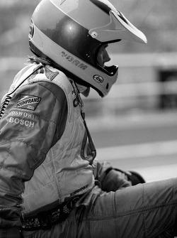 Newman Haas Racing crew member