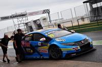 Rickard Rydell, Nika International Honda Civic WTCC