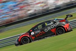 Norbert Michelisz, Zengo Motorsport Honda Civic WTCC