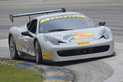 #85 Ferrari of Fort Lauderdale Ferrari 458: Steve Johnson