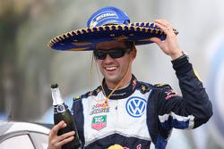 Winner Sébastien Ogier, Volkswagen Polo WRC, Volkswagen Motorsport