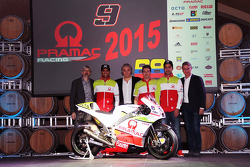 Pramac Racing launch