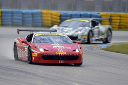 #55 Boardwalk Ferrari Ferrari 458TP: Scott Tucker