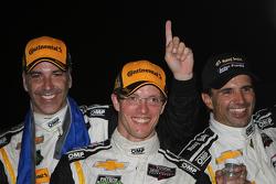 Race winners #5 Action Express Racing Corvette DP: Joao Barbosa, Sébastien Bourdais, Christian Fittipaldi