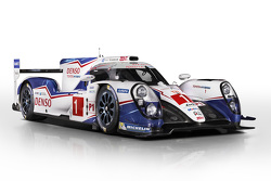 Toyota TS040 launch