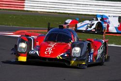 #46 Thiriet by TDS Racing Oreca 05 Nissan: Pierre Thiriet, Ludovic Badey, Tristan Gommendy