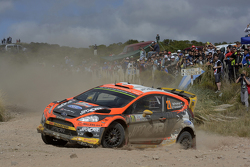 Martin Prokop,  Jan Tomanek, Ford Fiesta Rs Wrc, Jipocar Czech National Team