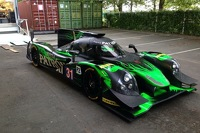 Extreme Speed Motorsports tests their Ligier JS P2