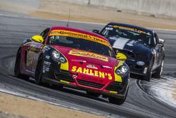 #43 Team Sahlen Porsche Cayman: Jeff Segal, Wayne Nonnamaker