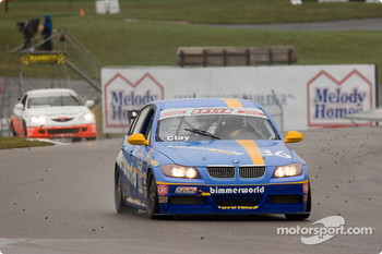 James Clay (#36 BMW 325i)