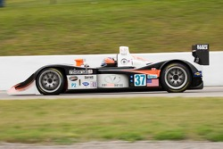 #37 Intersport Racing Lola B05/40 AER: Clint Field, Jon Field, Liz Halliday