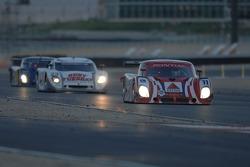 #11 CITGO Racing by SAMAX Pontiac Riley: Milka Duno, Marc Goossens, Stefan Johansson