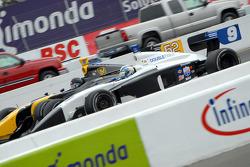 Nick Bussell and Racer Kashima