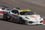 #55 JMB Racing Ferrari 430 GT2: Tim Sugden, Iradj Alexander