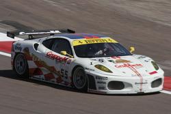 #55 JMB Racing Ferrari 430 GT2: Tim Sugden, Iradj Alexander