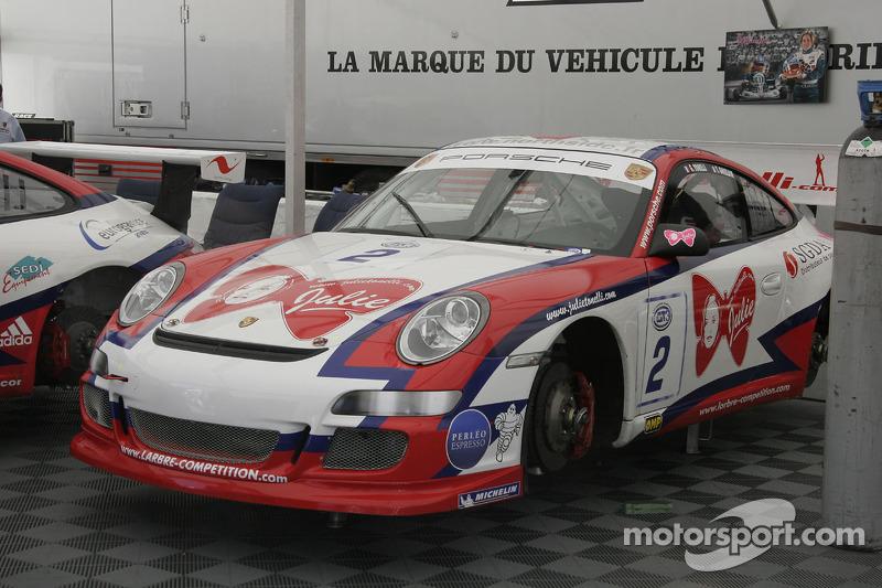 Larbre Competition Porsche 997 GT3 Cup