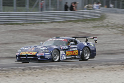 #27 Racing Box Dodge Viper Competition C: Stefano Livio, Andrea Ceccato