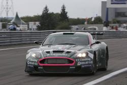 #25 BMS Scuderia Italia Aston Martin DBRS9: Ettore Bonaldi, Yvon Decour