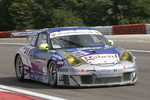 #74 Ebimotors Porsche 996 GT3 RSR: Luigi Moccia, Emanuele Busnelli